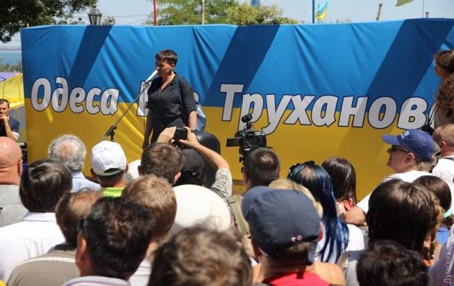 """Главарь """"ЛНР"""" Плотницкий готов встретиться с Савченко при условии поддержки ее инициатив в Раде - Цензор.НЕТ 3186"""