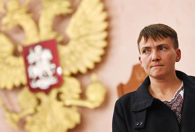 Савченко: Я еще не получила ни одной жалобы от родственников пленных с требованием забрать человека из списков - Цензор.НЕТ 6565