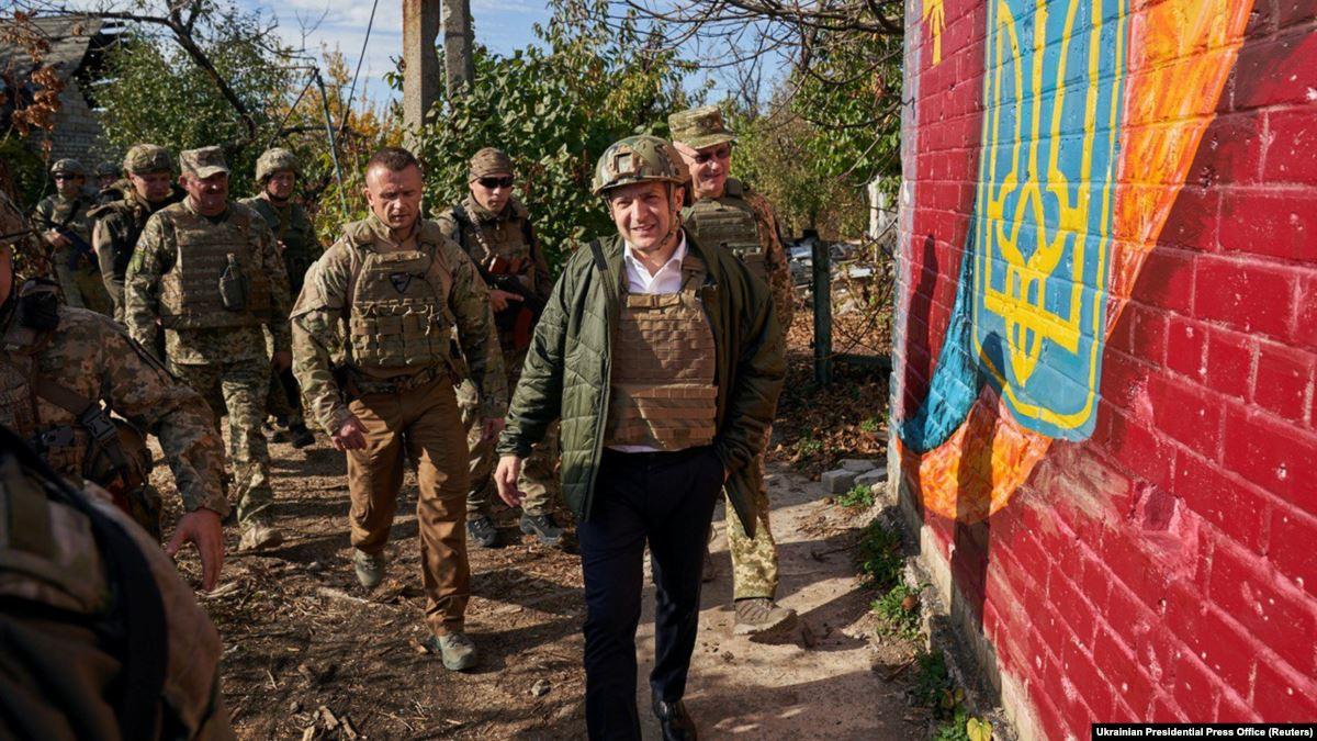 Украина продолжает жить в мечтах