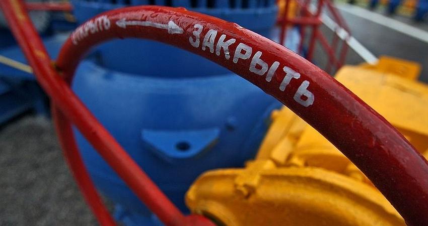 С такими темпами «Газпром» может стать украинским