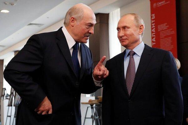 Борислав Береза о соглашении Путина и Лукашенко: «Если кто не понял, это конец Беларуси»