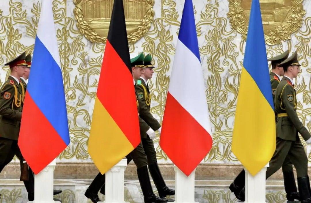 Встреча в Париже началась тревожно