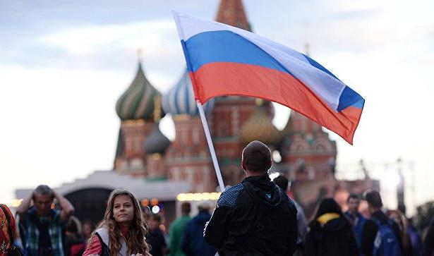 Российское олицетворение успеха