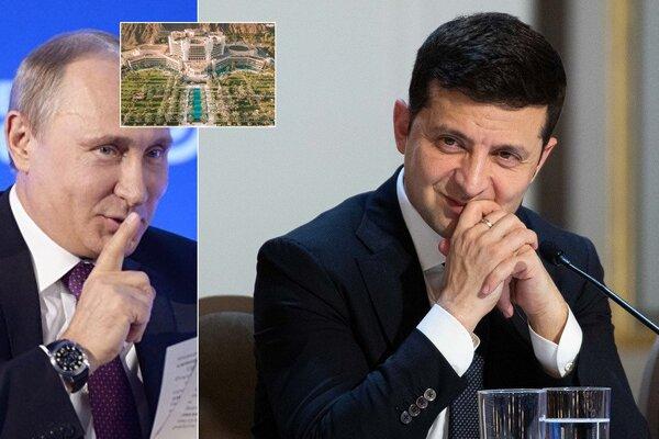 Зеленский тайно встретился с человеком Путина? Зачем президент улетел в Оман и что обсуждал
