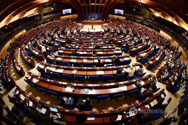 Украина возвращается в ПАСЕ: в Раде приняли решение