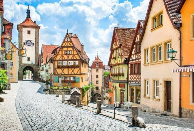 Как немцев приучили к чистоте: исторические факты