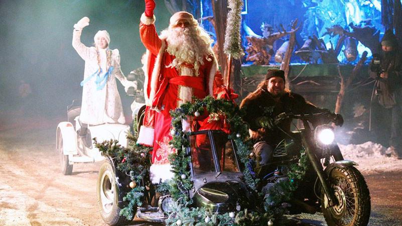 Как Залдостанов побеждают злодейку «Демократию» — детское новогоднее шоу