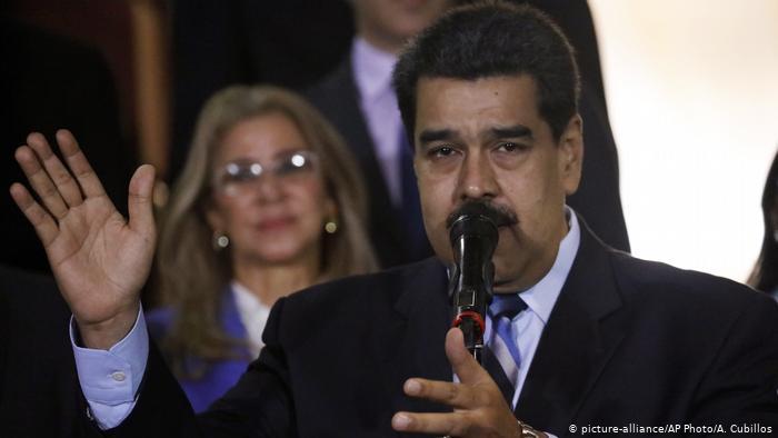 Мадуро заявил, что готов провести переговоры с США