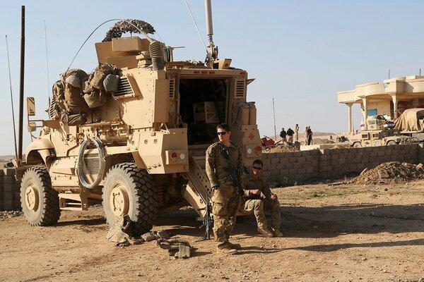 По Багдаду опять запустили ракеты: под прицелом посольство США