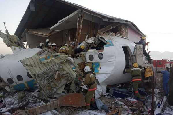 «Я гражданин Украины?» Выживший в авиакатастрофе мужчина обратился к Зеленскому