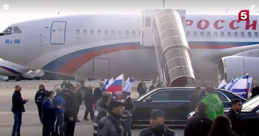 Очень боится: Путин в Иерусалиме отметился странным поступком, фото
