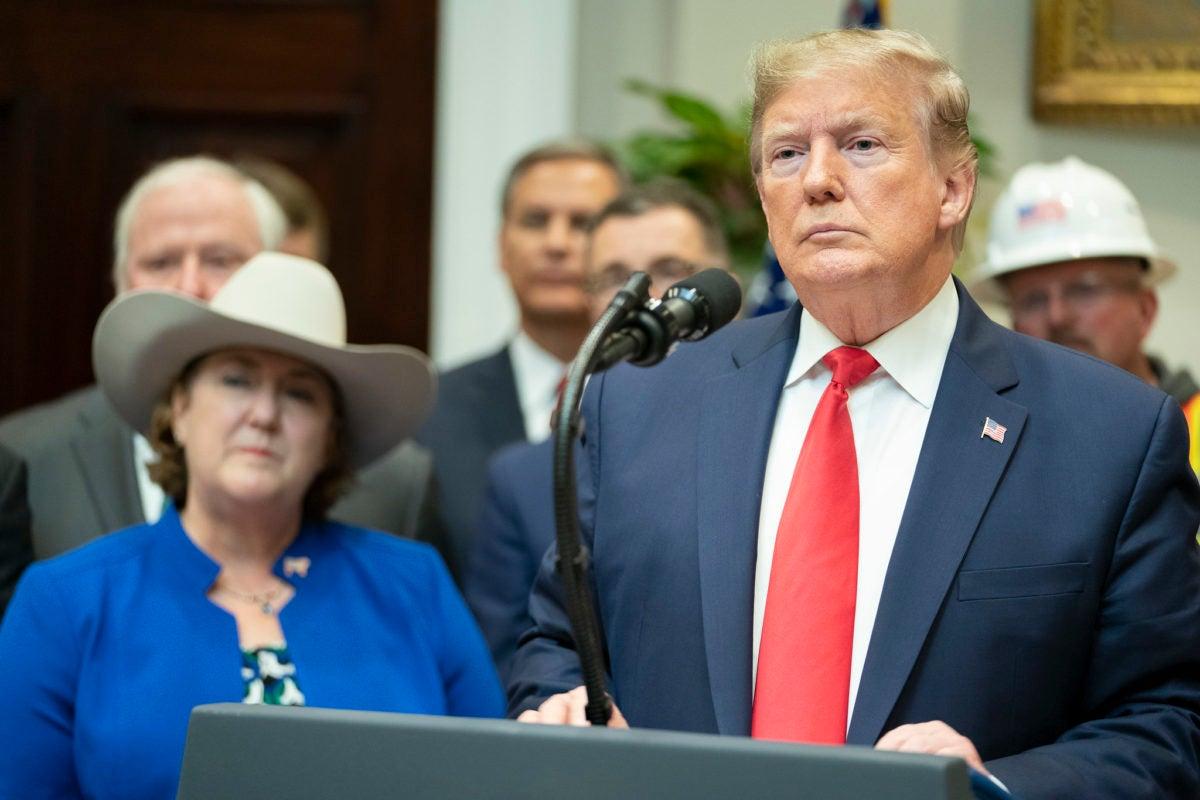 Импичмента не будет: Сенат оправдал Трампа
