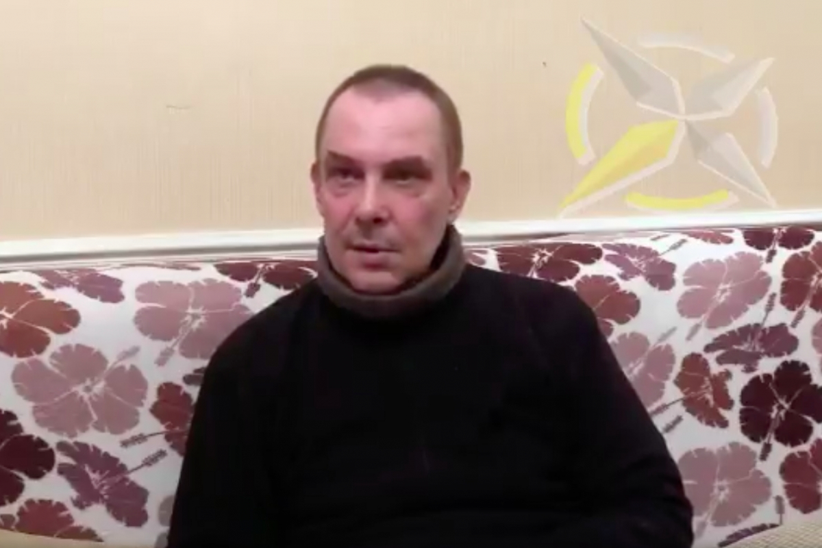 «Не было ополчения»: Российский террорист возмущен, что жители Донбасса в 2014 году не хотели воевать