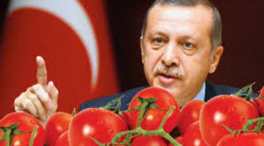 Кремль снова взял Эрдогана за помидоры