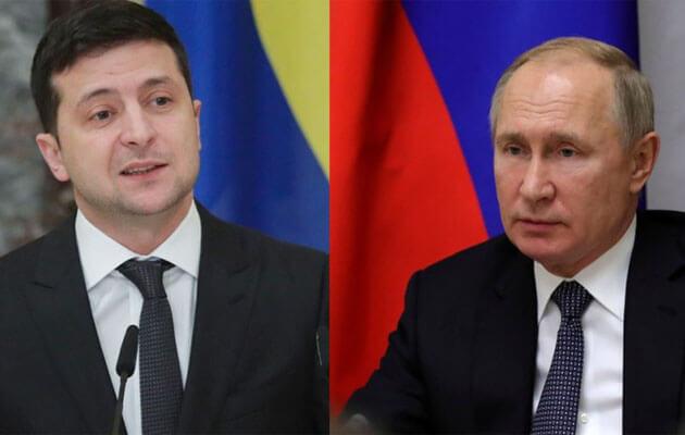 «Он меня услышал»: Зеленский выставил ультиматум Путину по Донбассу