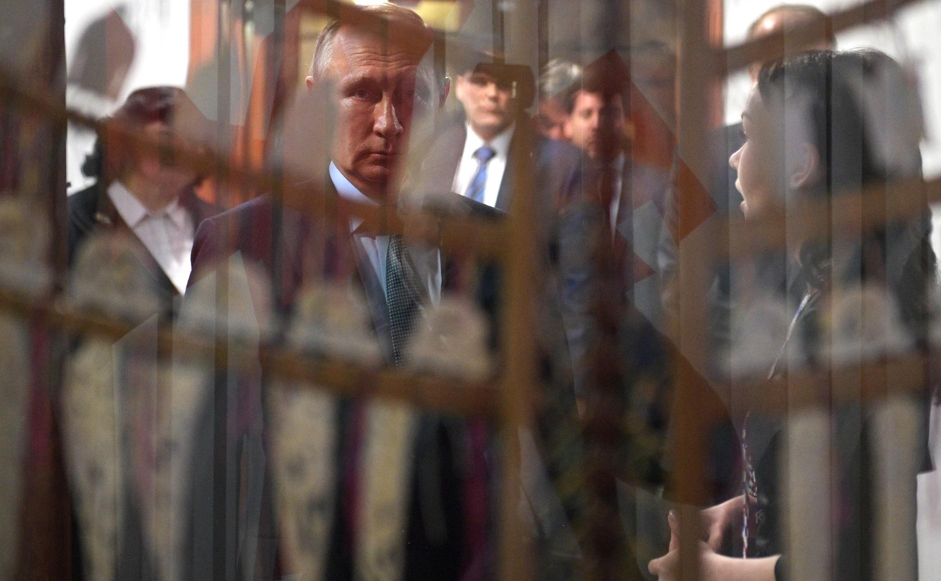 Пребывание Путина в Москве «будет ограничено»