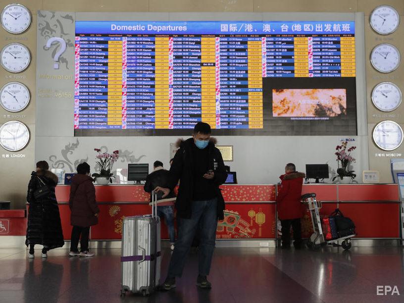 Из-за коронавируса Китай закрывает границу для иностранцев