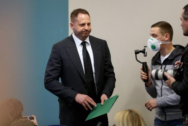 Война против Ермака. Когда Зеленский признает главу своего Офиса «агентом Москвы»