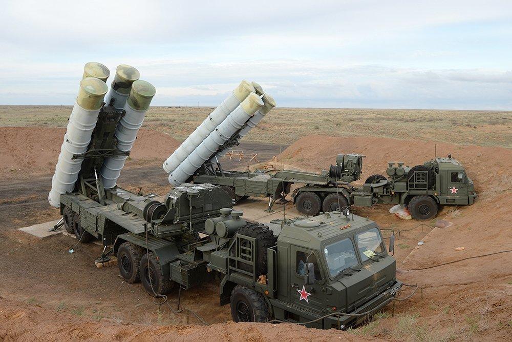 Турция отказались покупать российские «С-400».