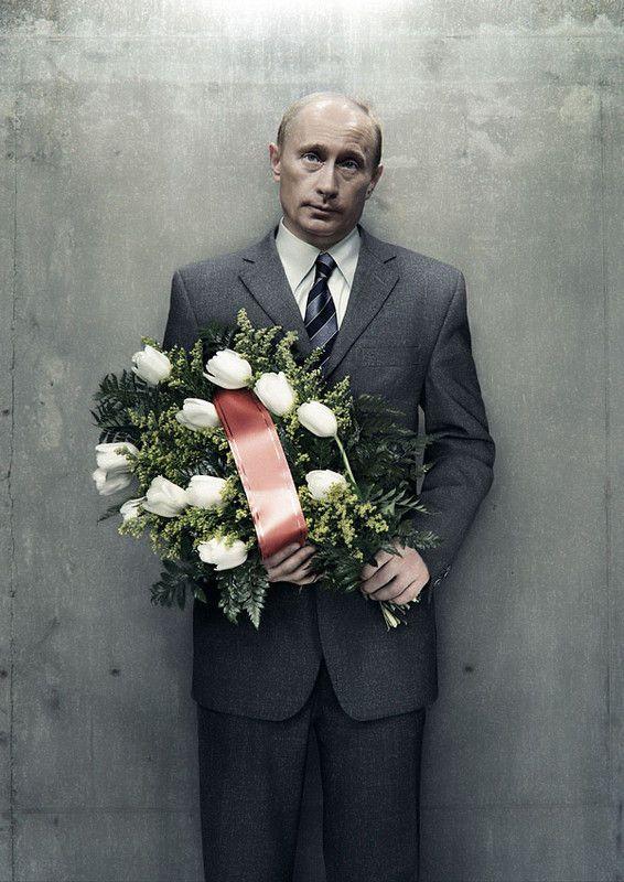 プーチン かっこいい