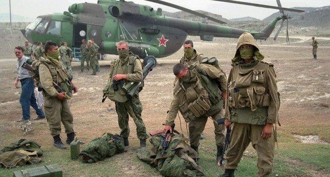 В Дагестане вспыхнули бои между местными повстанцами и российскими военными