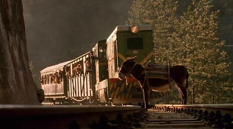 Когда вместо локомотива пустое место