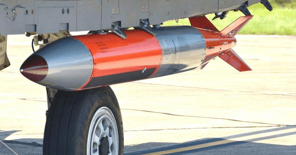 В США закончили испытания ядерной бомбы B61-12. Ее будут использовать на истребителях
