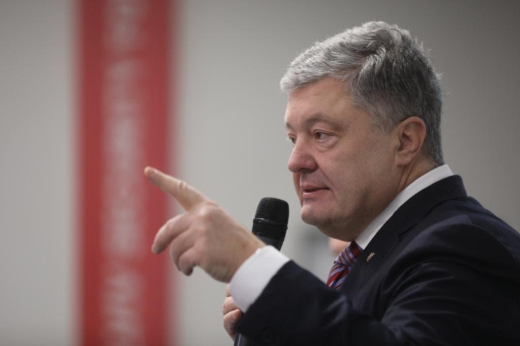 «Астанавитесь, Владимир Александрович»: Порошенко прокомментировал подозрение пограничнику