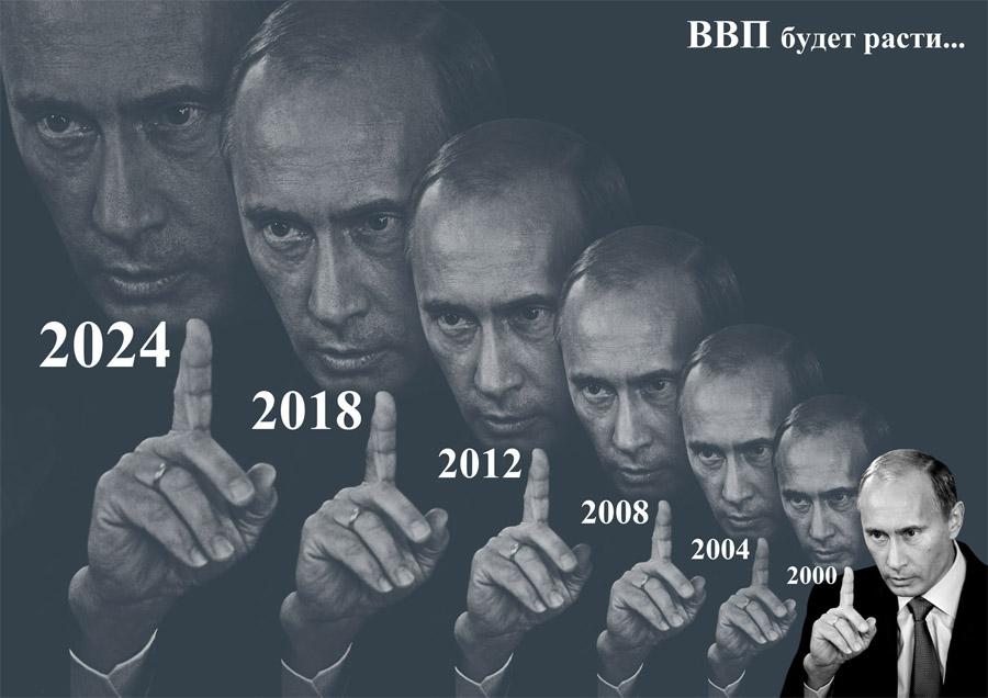 Путинизм не переживет Путина, и это можно доказать буквально за пять минут