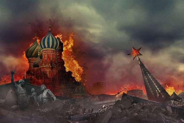 Глупая операция Путина. Когда начнется распад России?