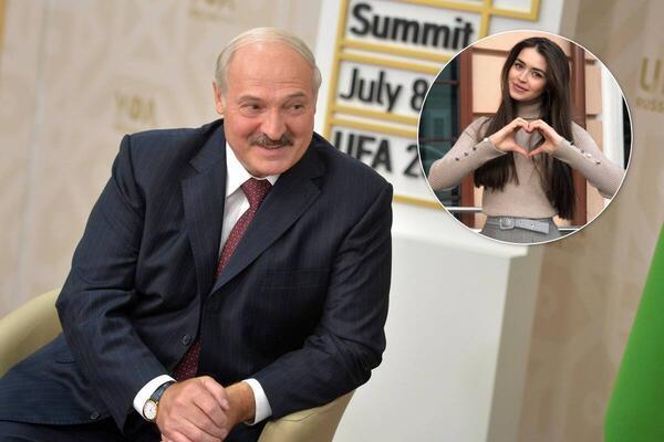 В сети рассказали о романе Лукашенко с 23-летней «Мисс Беларусь»: кто она и как выглядит