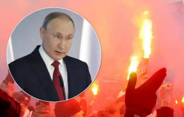 Путину будет не до Украины. В России грядет бунт — бессмысленный и беспощадный