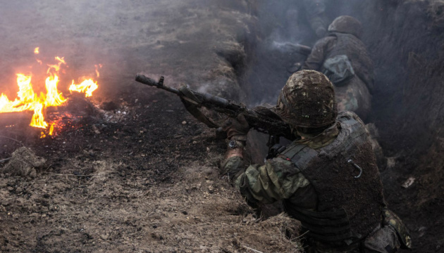 В сети показали бой воинов ВСУ с наемниками России