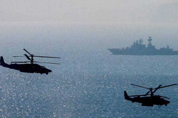 В Азовском море заметили аномальную радиолокационную активность