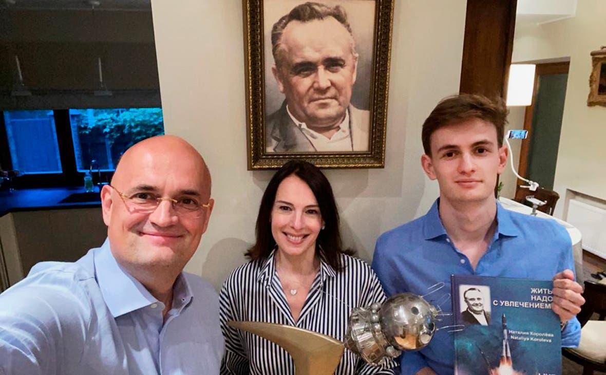 Маск назвал украинского конструктора Королева одним из лучших и пригласил его родных в США