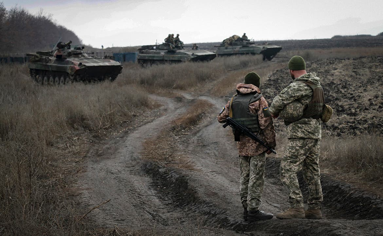 Обострение на Донбассе: За сутки погибли трое украинских военных