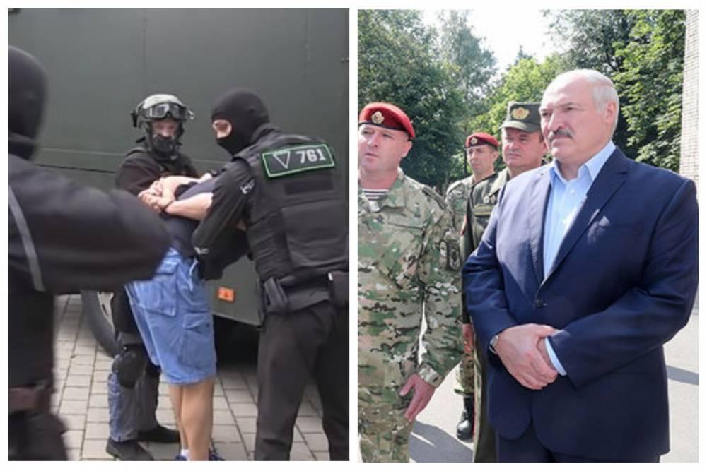В аресте россиян в Белоруссии обнаружен след украинских спецслужб
