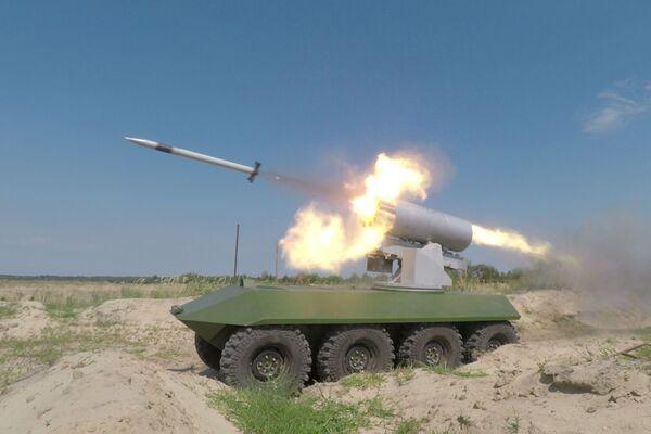 В Украине успешно прошли огневые испытания новой ракеты