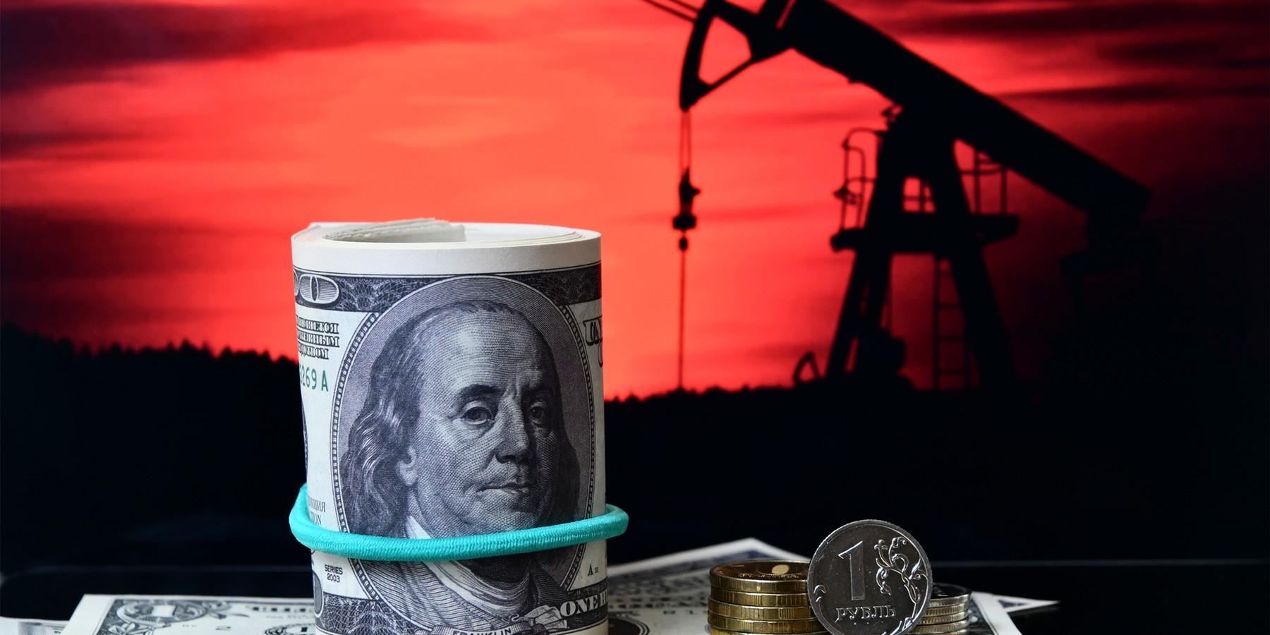 Приток нефтедолларов в Россию рухнул до уровней 2005 года