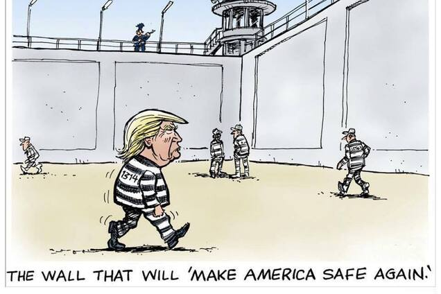 Скоро ли Трамп сядет в тюрьму? » ЦЕНЗОРУ.НЕТ - Самые Свежие Новости России  Украины и Мира